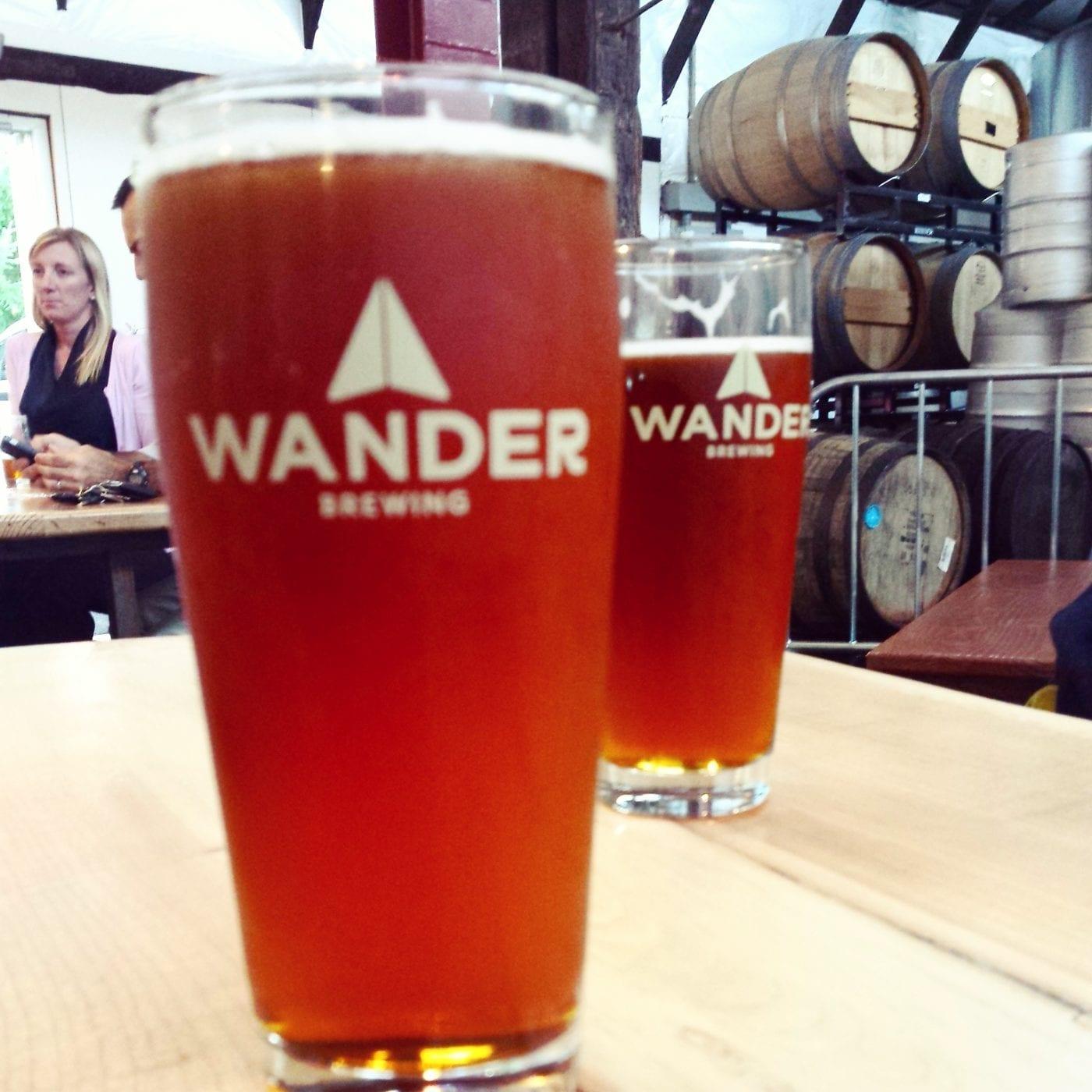 Bellingham, Craft Beer, Pumpkin Beer, Wander Brewing