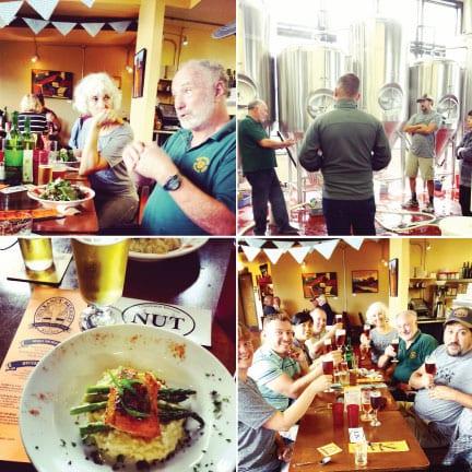 Bellingham Beer Week, Chuckanut Brewery, Will Kemper, Mari Kemper, Craft Beer, Breweries in Bellingham,