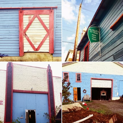 Bellingham, Downtown, Alley District, Murals, Art