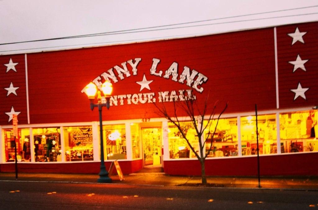 Antiques, Bellingham, Penny Lane Antiques, Shops