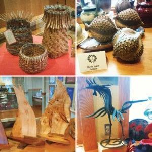 ansen Art Center, Lynden, WA, museum, art, gift shop, shopping, Whatcom County