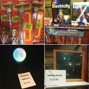 Spark Museum, Bellingham, WA, museum, art, gift shop, shopping, Whatcom County