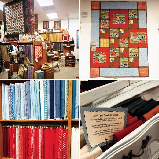Whatcom County, Bellingham, Craft Store, Quilting, Two Thimbles, Quilt Shop