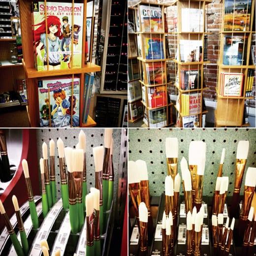 Dakota Art Store, Bellingham, Artists Supplies, Kids Art Supplies