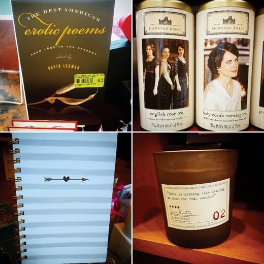 Paper Dreams, Fairhaven, Bellingham, Shopping, Valentines Day
