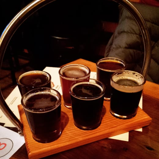 The Local Public House, Bellingham, WA, Craft Beer, Local Breweries, Winter Beers, Menace Brewery
