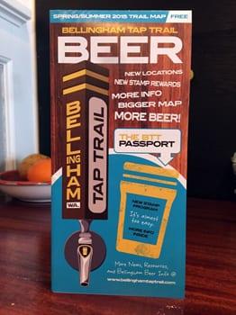 Bellingham, Craft Beer, Bellingham Tap Trail