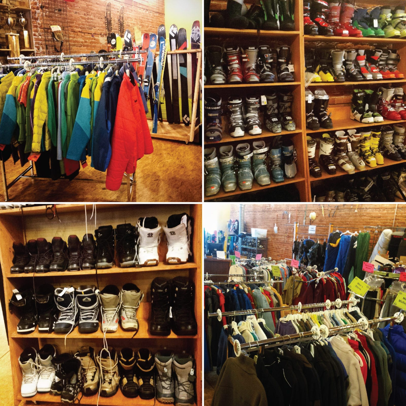Backcountry Essentials, Outdoor Recreation, Downtown Bellingham, Retail