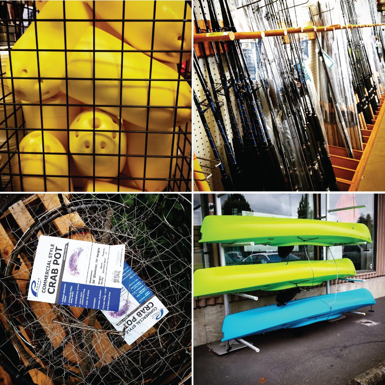 LFS Marine & Outdoor, Fishing gear, marine store, outdoor retailer, Bellingham