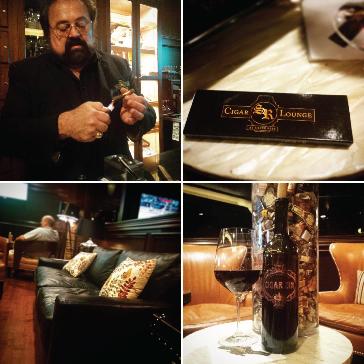 Silver Reef Casino, Cigar Lounge
