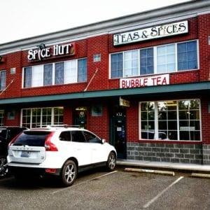 Spice Hut, Bellingham, Tea Shop, Spice Shop
