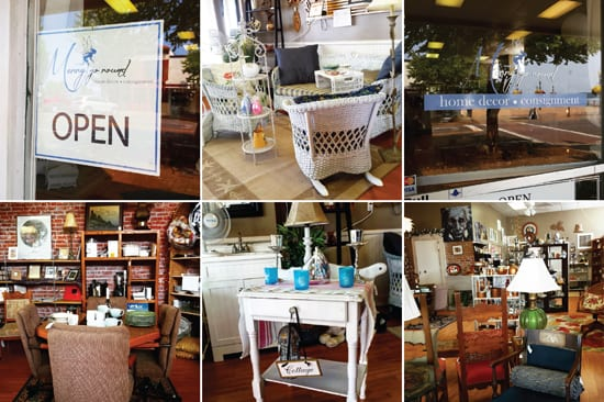 Blaine, WA, Shopping, Merry Go Round, Consignment Shop, Furniture, Art, Furnishings