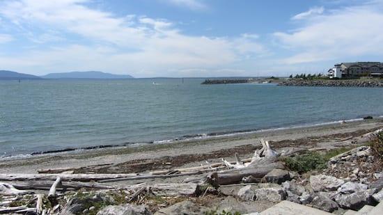 Waterfront Trail Beach Access