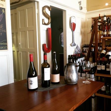 Bellingham, Seifert & Jones, Wine Shop, Wine Tasting