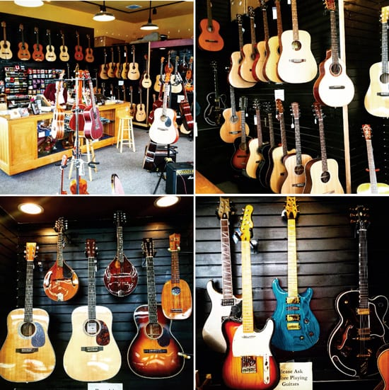 Bellingham Music, Bellingham, Music Store, guitar lessons, music lessons