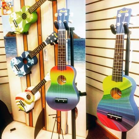 Mojo Music, Bellingham, Music Store, guitar lessons, music lessons, ukulele lessons
