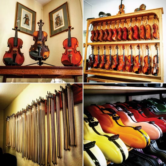 Quist Violins, Bellingham, Music Store, Violin lessons