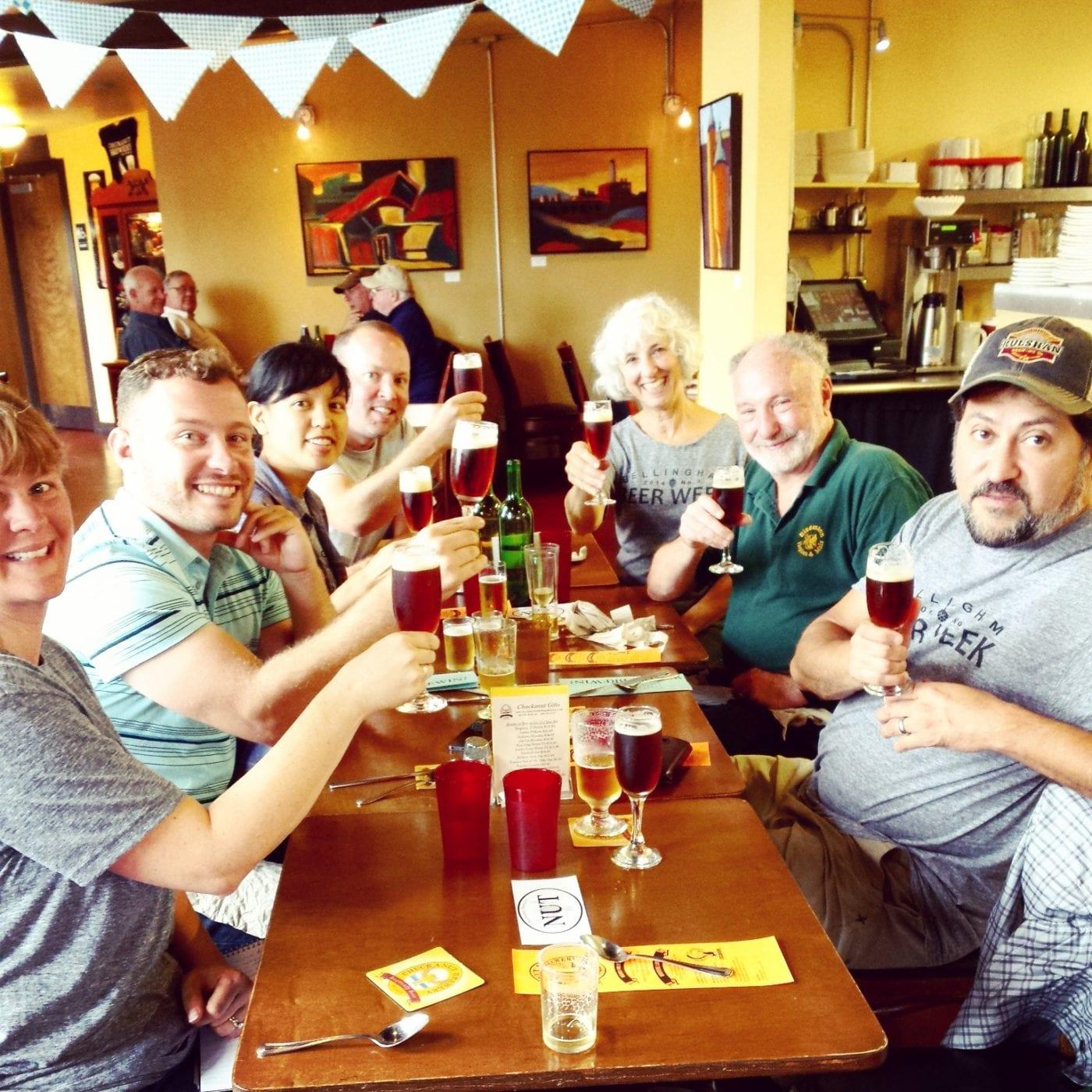 Craft Beer, Bellingham Beer Week, Chuckanut Brewery