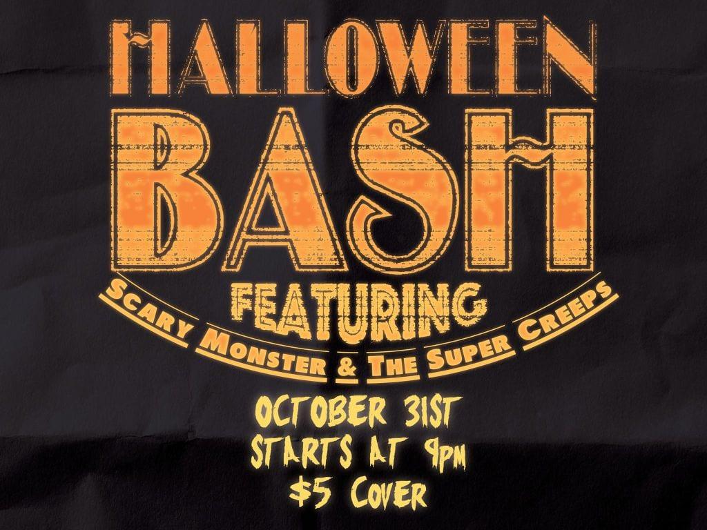 Boundary Halloween Bash