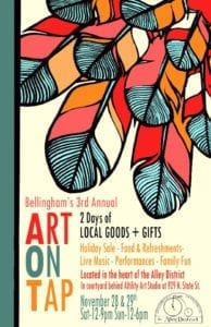 Bellingham, Holiday Arts Markets, Alley District