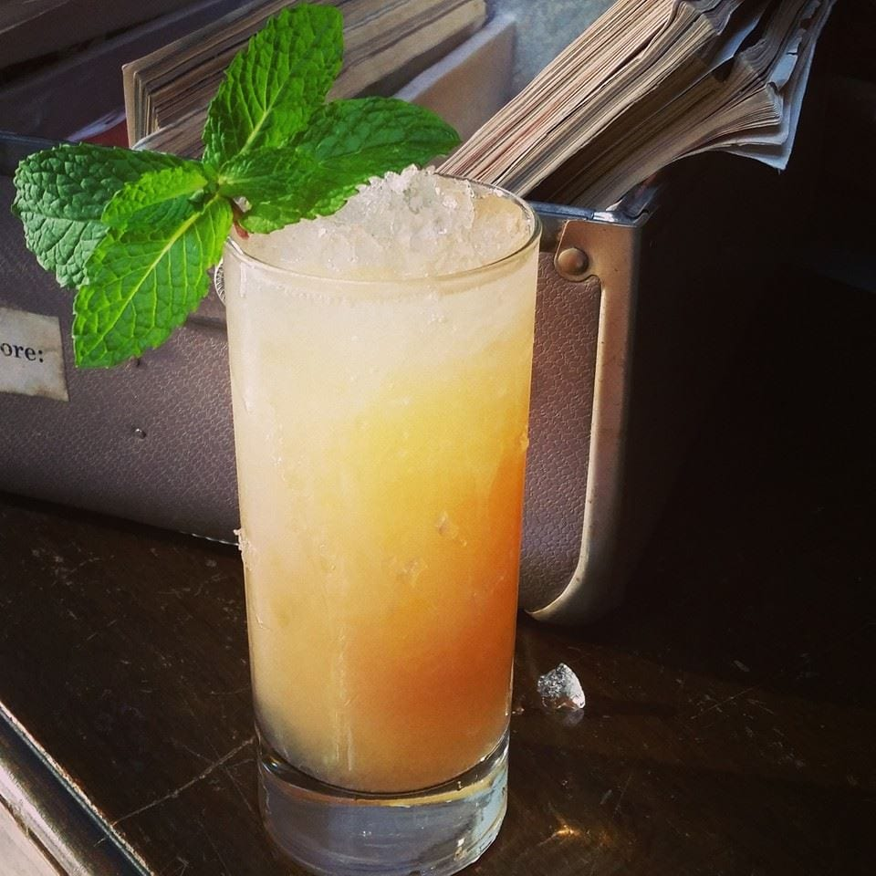 Real McCoy Cocktail 2
