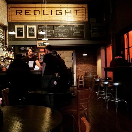 Redlight, Bellingham, Bar, Craft, Cocktails, Happy Hour