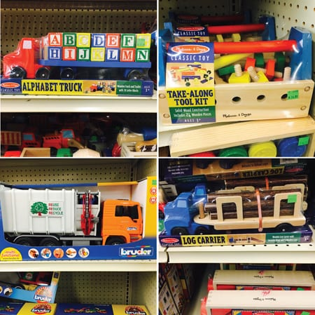 Yeagers Toyland, Bellingham, Toy Store