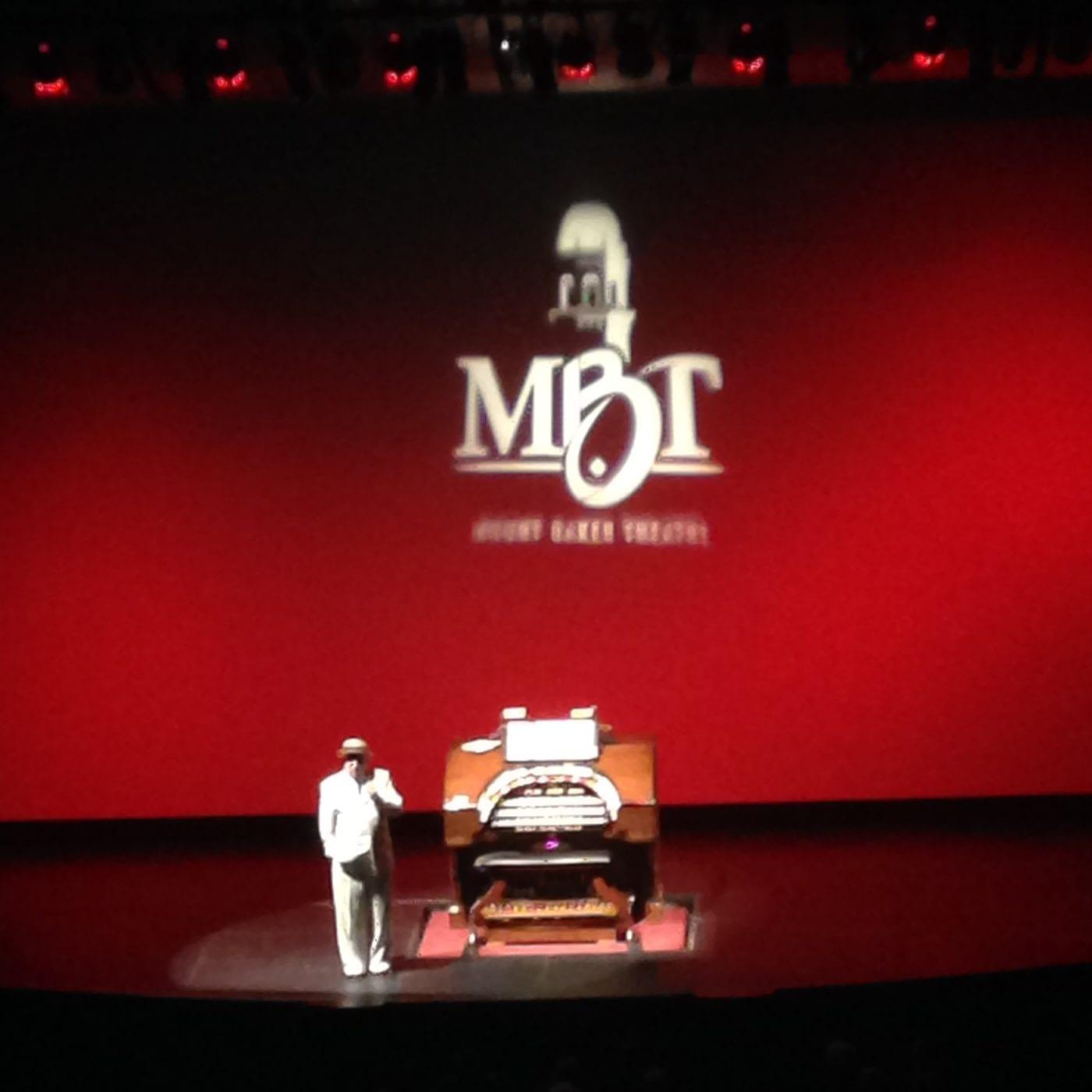 Mount Baker Theatre Dennis James