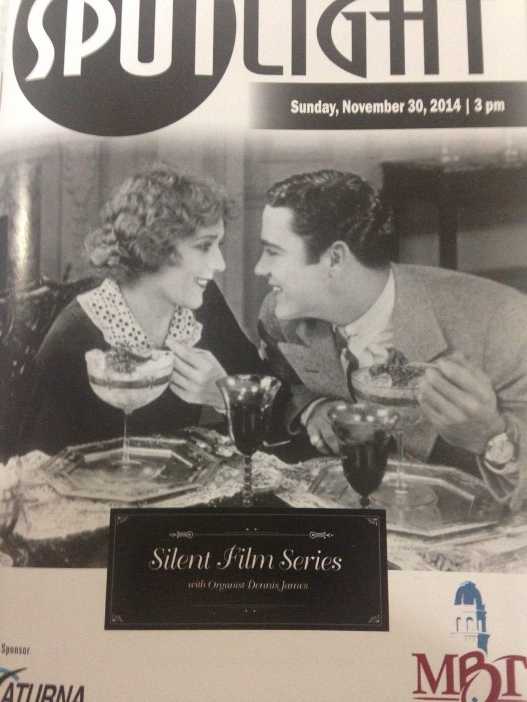 Mount Baker Theatre Silent Movies