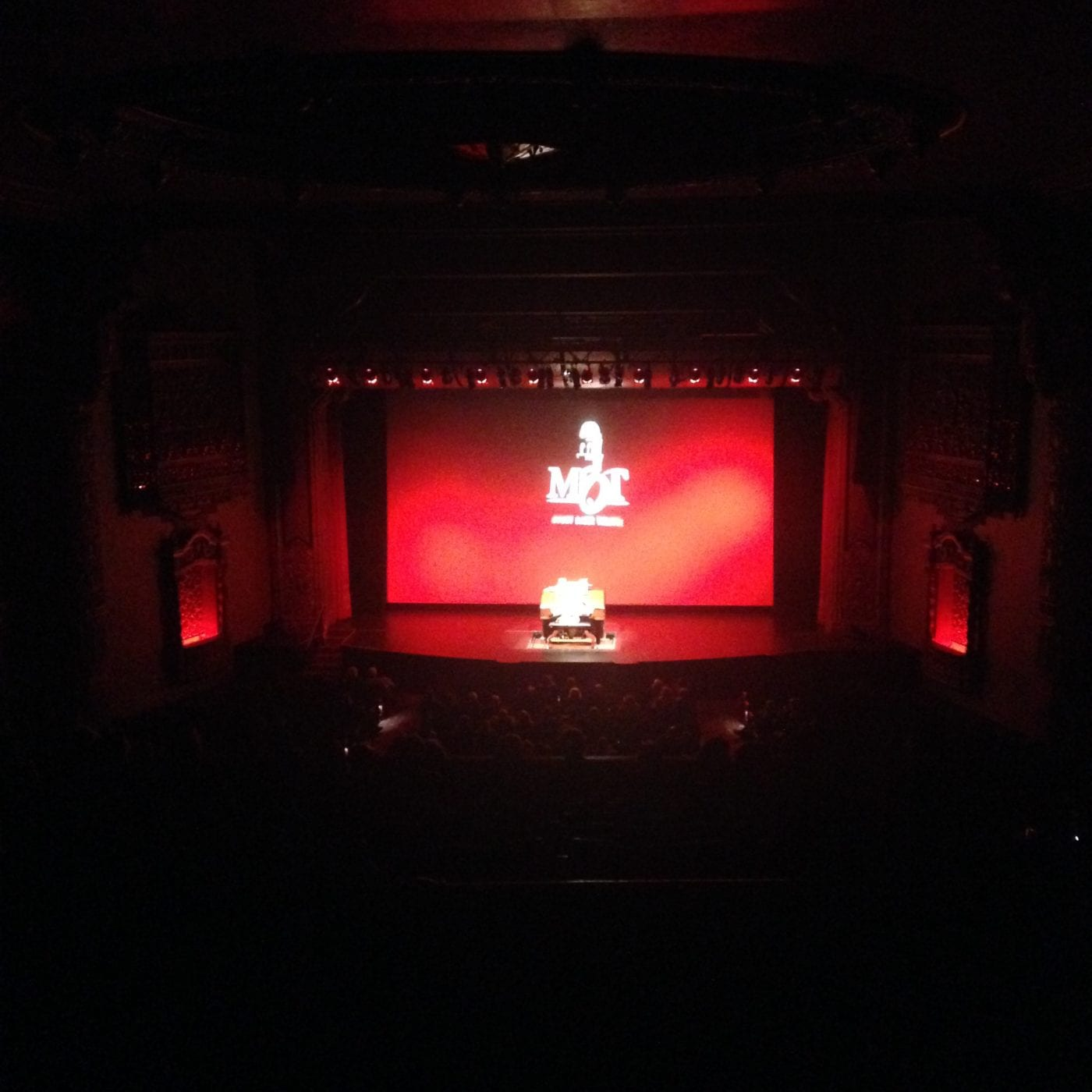 Mount Baker Theatre Wurlitzer Organ