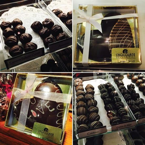 Chocolate Necessities, Chocolatier, Bellingham, Valentines Day