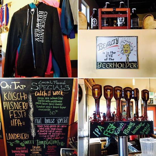 Chuckanut Brewery, Bellingham, Craft, Beer