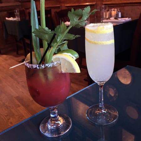 Fairhaven, Cocktails, Skylark's, Happy Hour