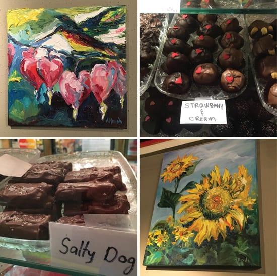 Sweet Art, Chocolatier, Bellingham, Valentines Day