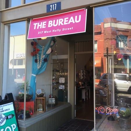 The Bureau of Historical Investigation, Bellingham,, Gift Shop