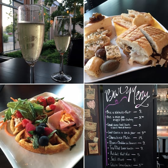 Wine bar, wine shop, Artifacts, Museum Cafe, Downtown Bellingham