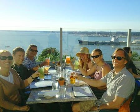 Cliff House Restaurant Bellingham