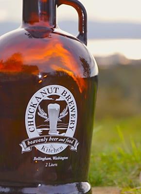 Chuckanut Brewery, Bellingham, Craft, Bee