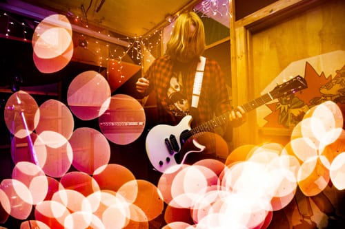 Make.Shift Tommy Calderon Music Art Bellingham Whatcom Tourism