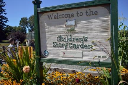 Children's Story Garden, Hovander Homestead, Ferndale