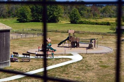 Playground, Hovander Homestead, Ferndale