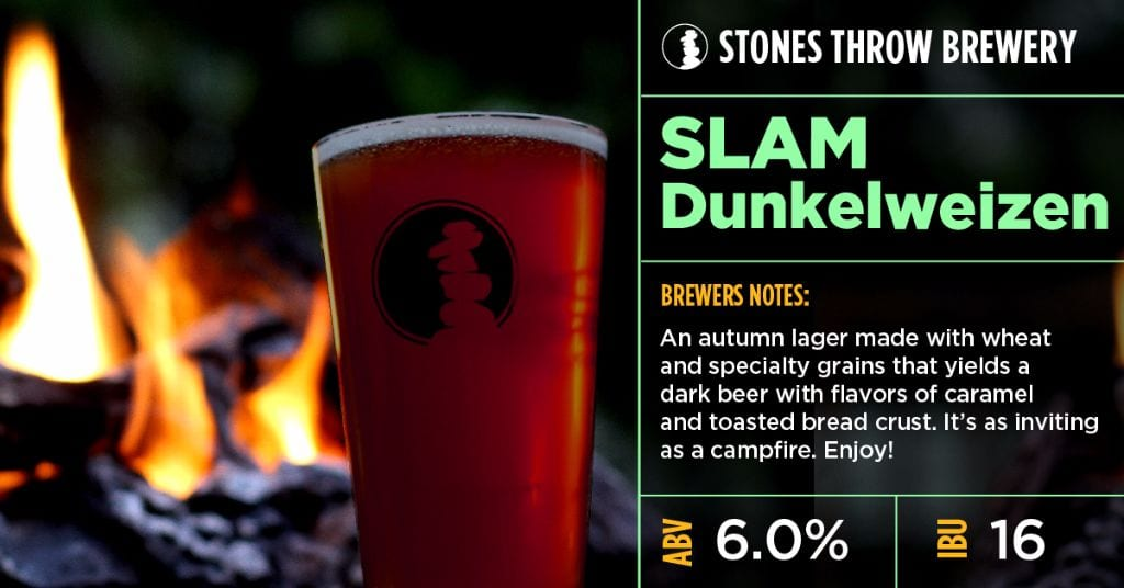 Stones Throw Slam Dunkel