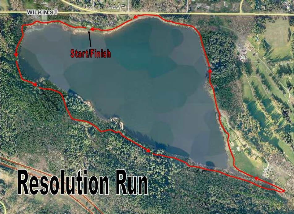 Resolution Run Course
