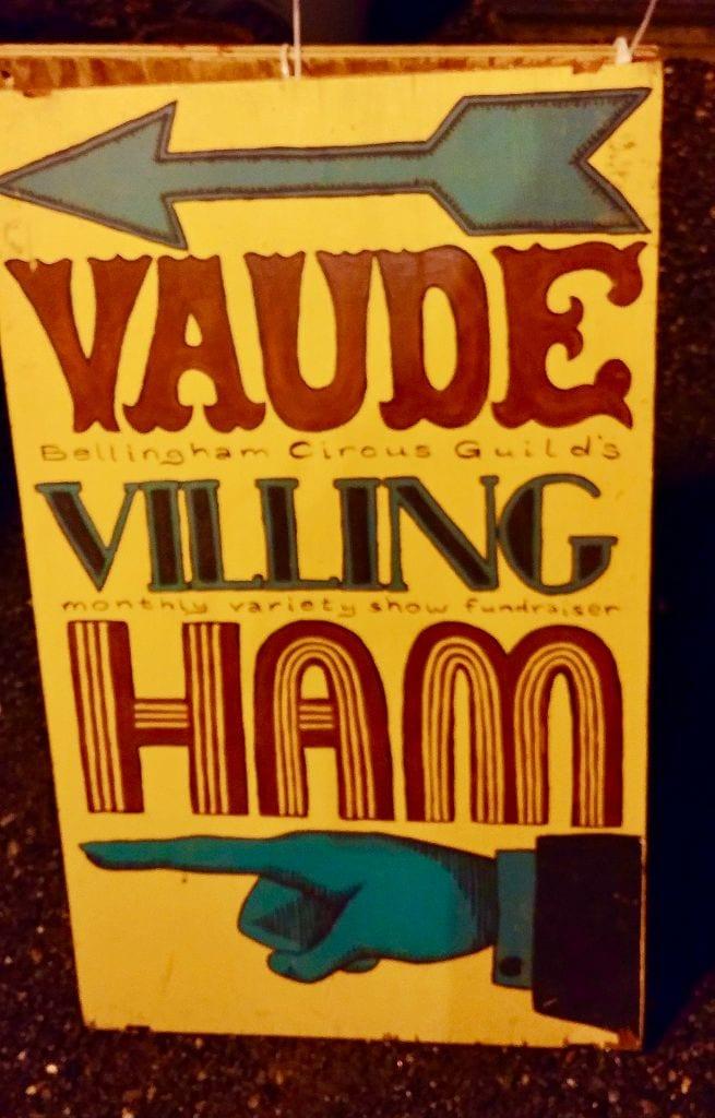 Vaudevillingham sign