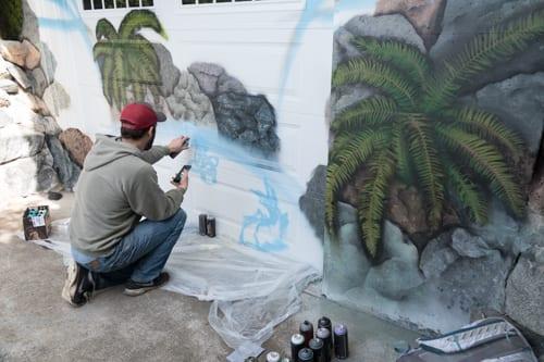 Shawn Cass street art graffiti Bellingham Whatcom