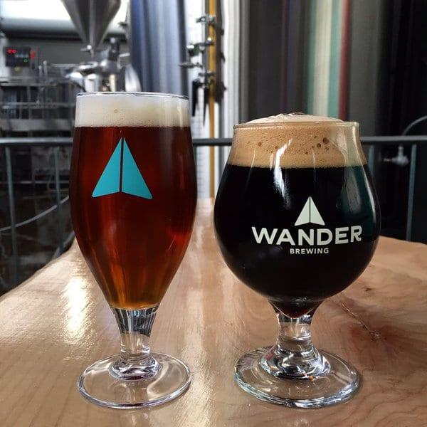Wander Brewing, Bellingham, Craft Beer, Super Bowl