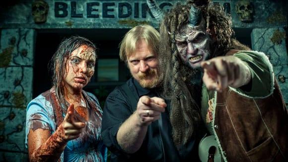 Bleedingham, Harrison Holtzman-Knott, Horror film, festival