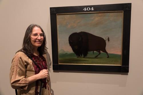 Dr. Barbara Matilsky Bellingham Whatcom Museum Endangered Species exhibit
