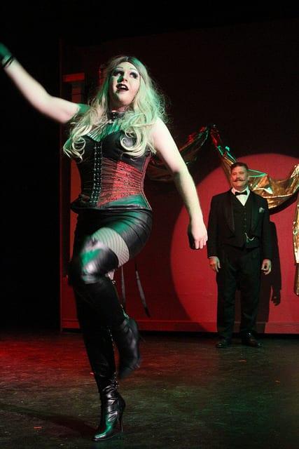 La Cage aux folles Bellingham Theatre Guild David Cohn Whatcom theater