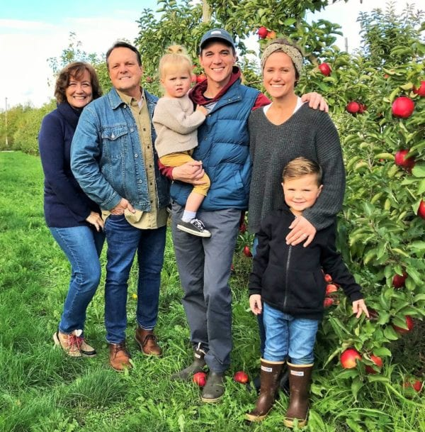 Bellewood Acres owners the Abel family